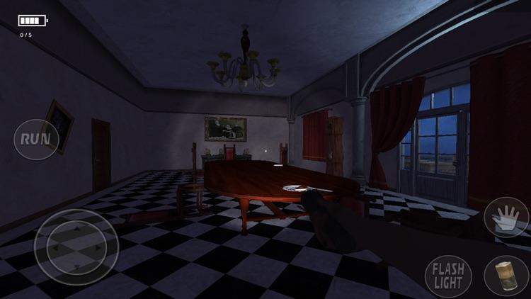 Demonic Manor - Horror game screenshot-3
