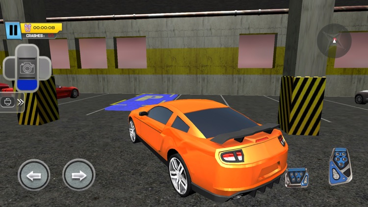 Multi Storey Car Parking 3D - Driving Simulator screenshot-4