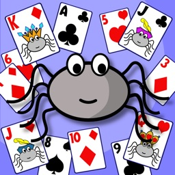 Spider Solitaire by Jamoki