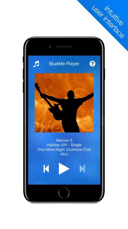 BlueMe Player screenshot-3