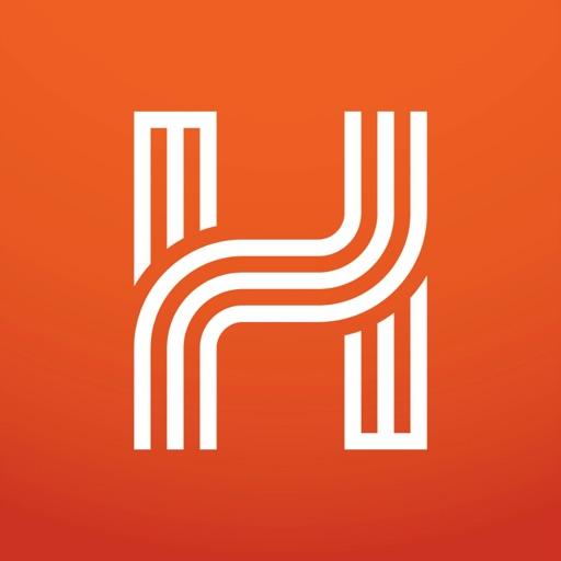 HemaExplorer | North America Off Road Navigation app logo