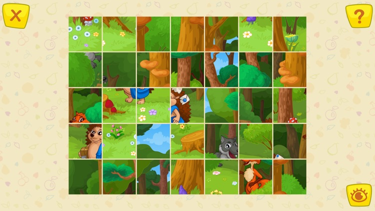 Animals Jigsaw Puzzle - games for kids screenshot-3