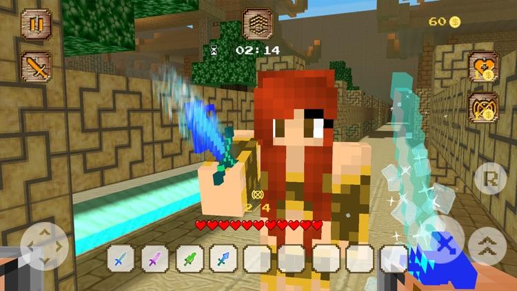 Elemental Sword Fight screenshot-3