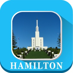 Hamilton New Zealand Offline Maps Navigator