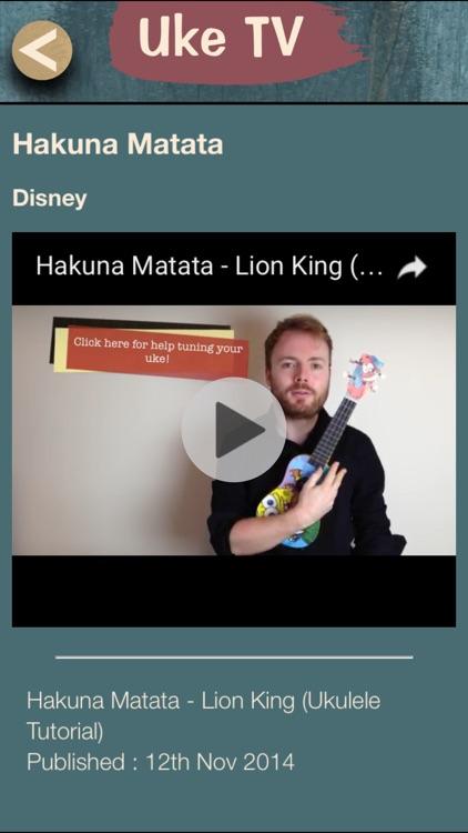 The Ukulele App screenshot-4