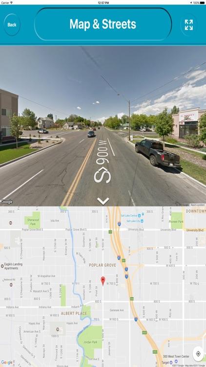 Salt Lake City UT USA Offline City Maps Navigation screenshot-4
