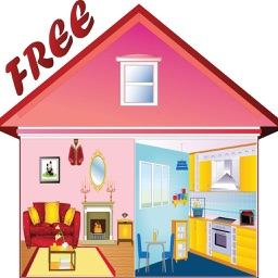 Doll House Room Decoration