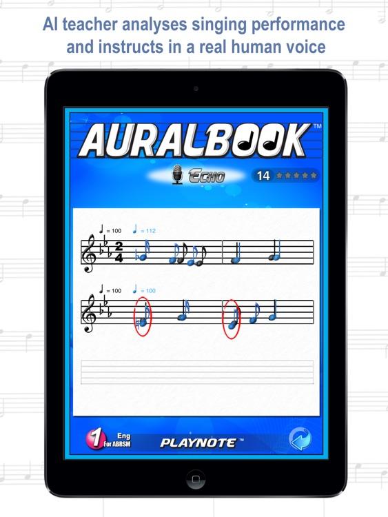 AURALBOOK for ABRSM Grade 1 HD screenshot-3