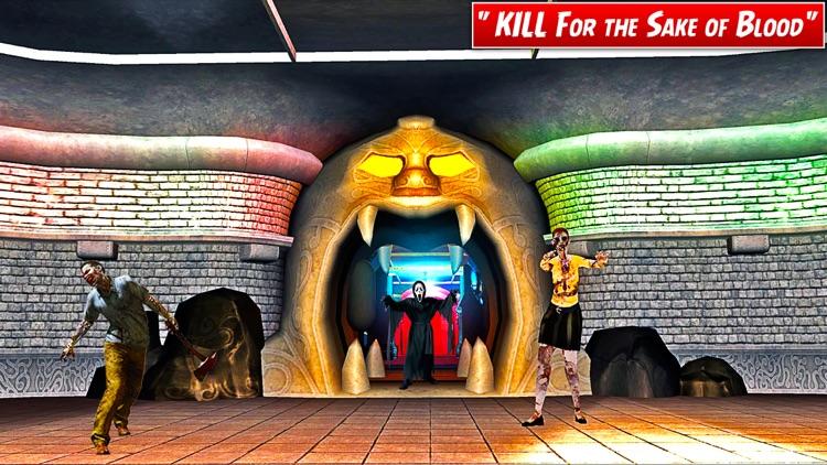 VR Horror House Visit : Free Zombie Adventure