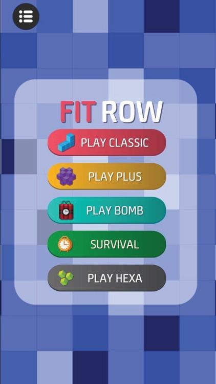 Fit Row - Cube Puzzle Color zumiez
