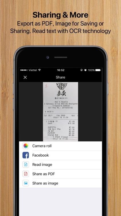 Document Scanner: Best scanner with OCR