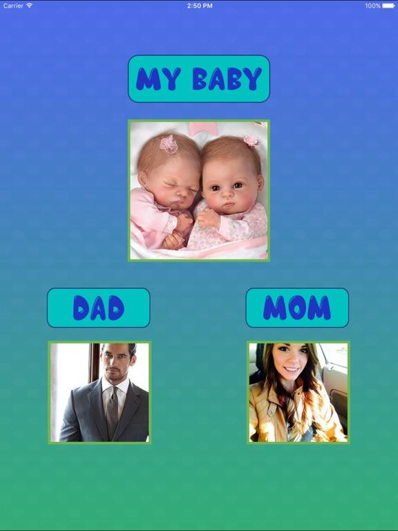 Screenshot 1 For Future Baby Generator Your Predictor
