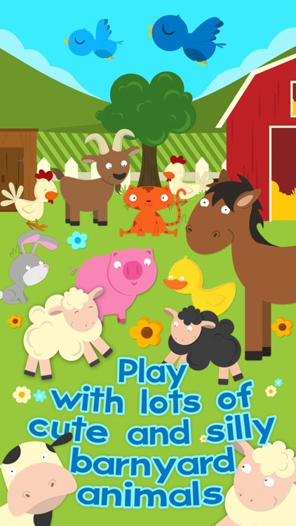 Farm Games Animal Games for Kids Puzzles Free Apps screenshot-3