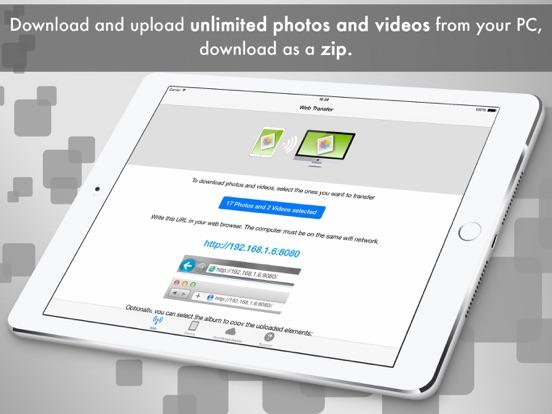 Screenshot #1 for Easy Photo & Video Transfer