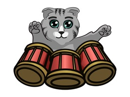 Ken the Kitteh - Animated Stickers