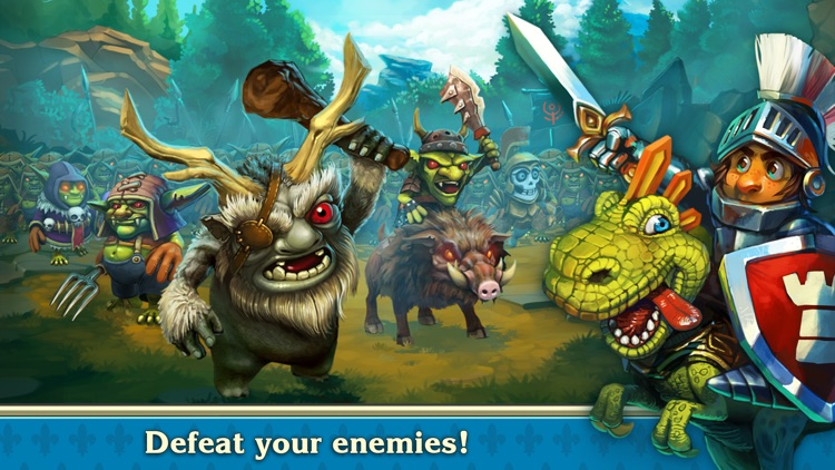 The Tribez & Castlez screenshot-3