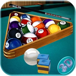 3D Pool Bia Snooker