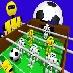 Robot Table Football