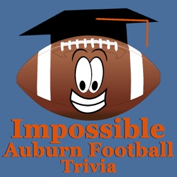 Impossible Auburn Football Trivia