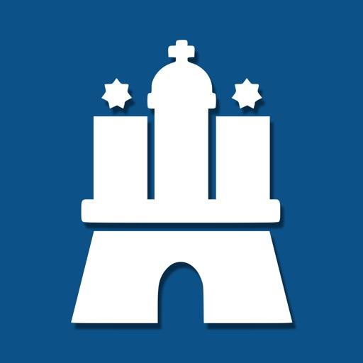 Hamburg - Travel Guide & Offline Map