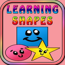 Activities of Fun Learning Activity of Shapes for toddlers