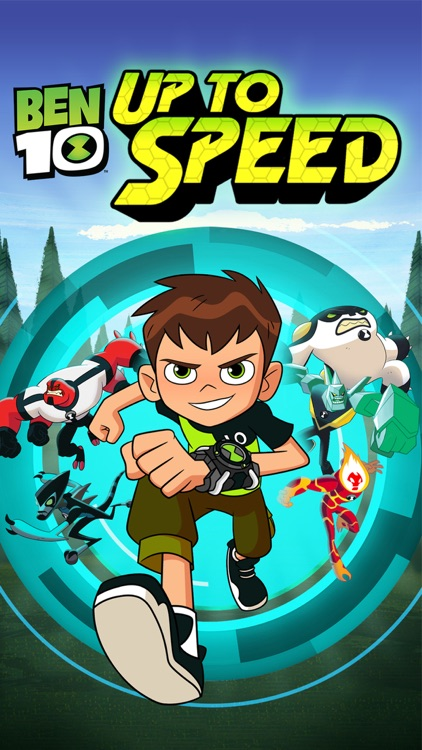 Ben 10: Up to Speed – Omnitrix Runner Alien Heroes screenshot-4