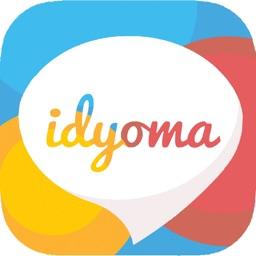 Idyoma - Language Exchange Around You