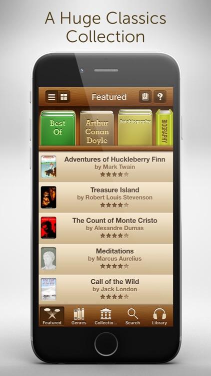 Audiobooks - 5,239 Classics Ready to Listen