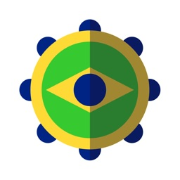 I Love Brazil - Sticker Pack for iMessage