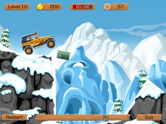 Snow Off Road Free screenshot 2
