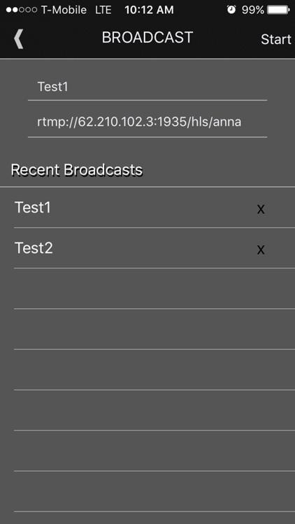 Camlink Broadcaster