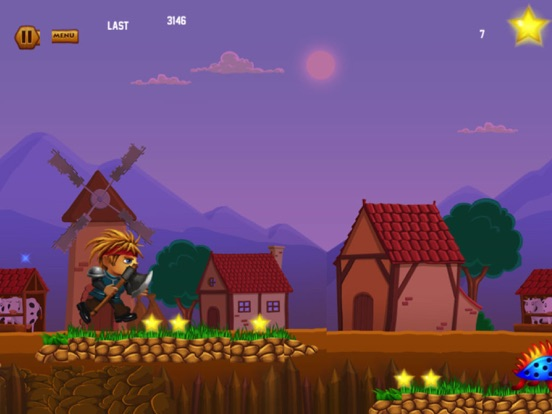 Tiny Knight Run screenshot 8