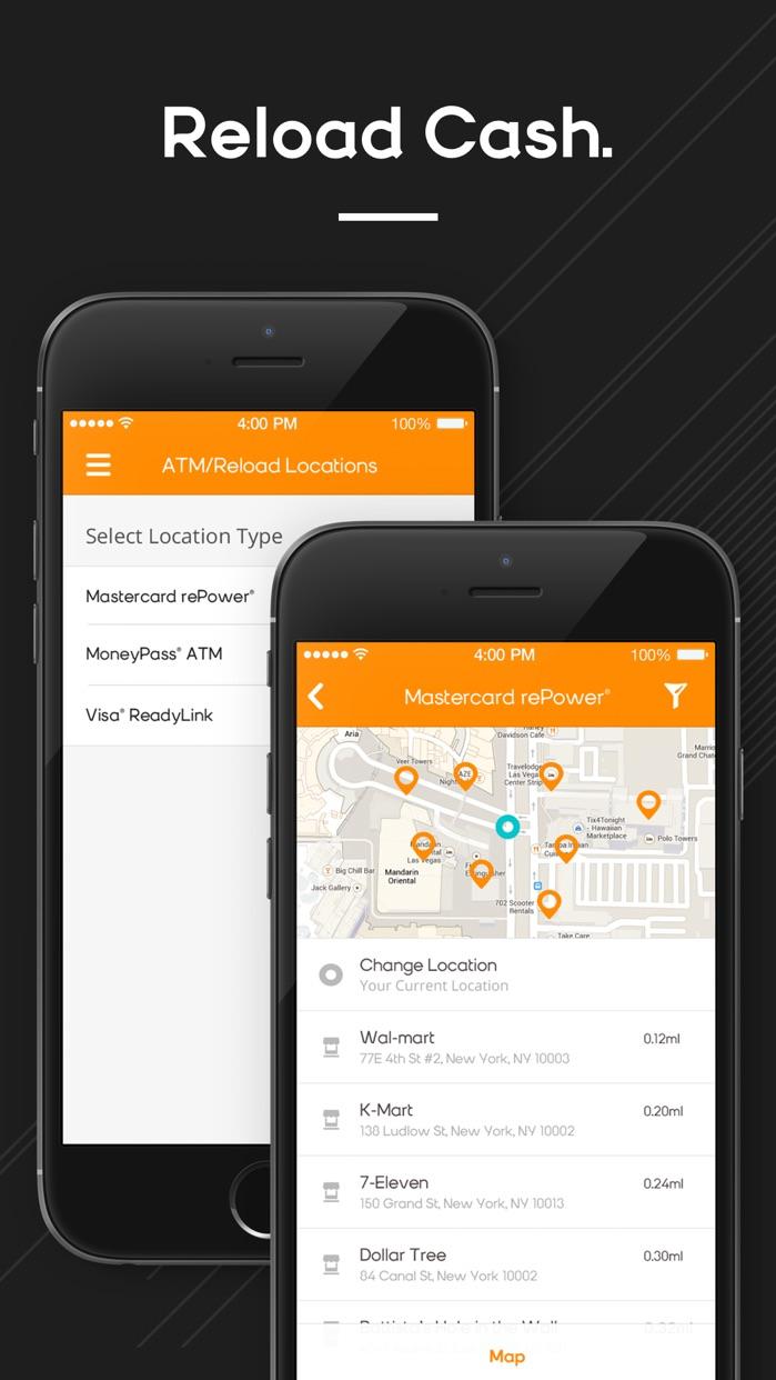 Boost Mobile Wallet Screenshot