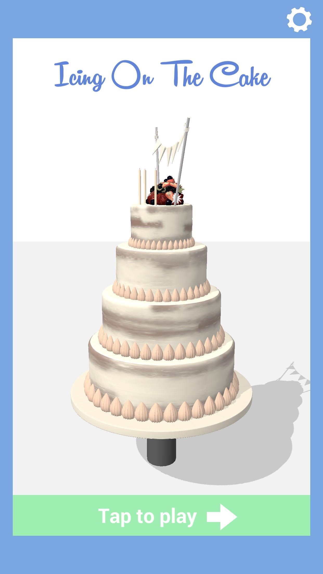 Icing on the Cake Screenshot