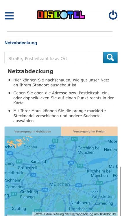 discoTEL Servicewelt screenshot-3