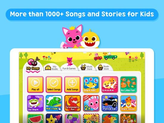 Kids Songs | Dinosaurs | Videos | Educational Stories & Games | PINKFONG screenshot