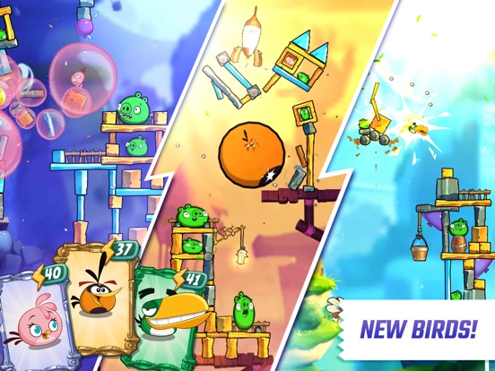 Angry Birds 2 IPA Cracked for iOS Free Download
