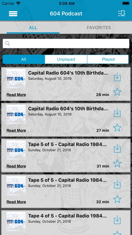 Capital Radio 604 screenshot-1