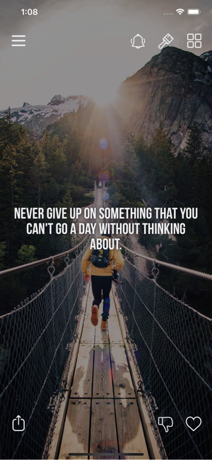 Motivation Daily Quotes On The App Store