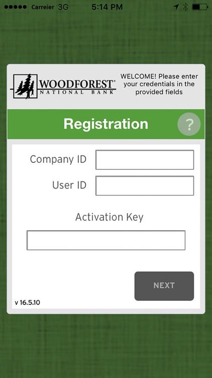 woodforest mobile banking app