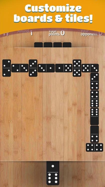 Dominoes - Classic Edition screenshot-3