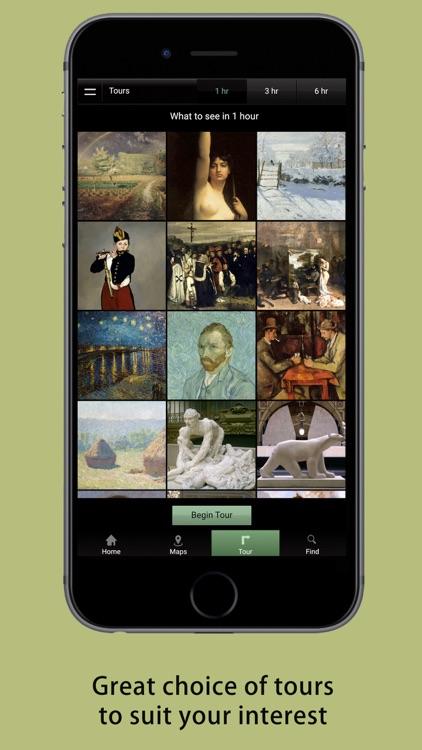 Orsay Museum Visitor's Guide screenshot-3