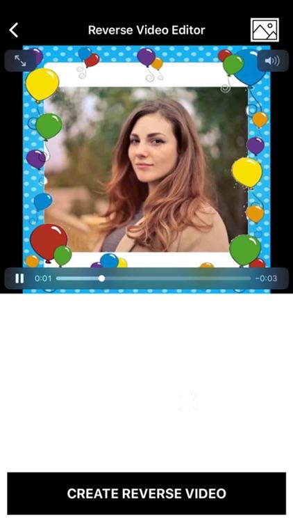 Birthday Image to Video Maker screenshot-4