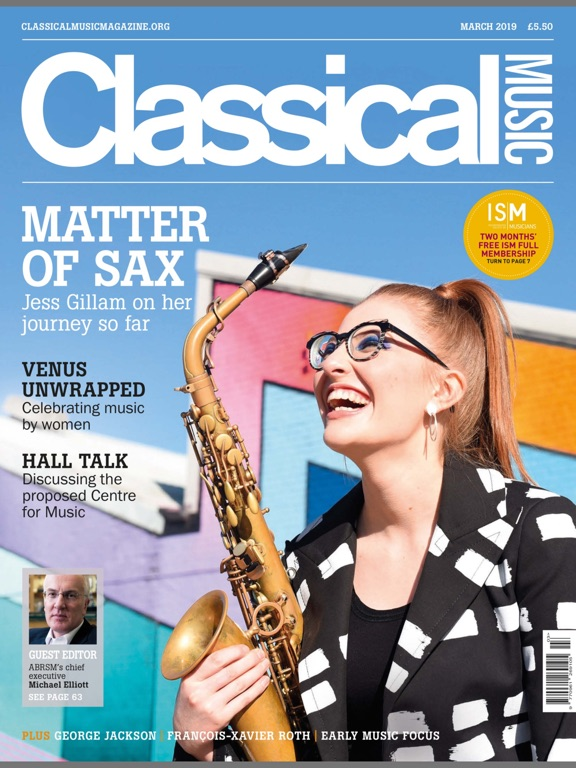 Classical Music Magazine screenshot 6