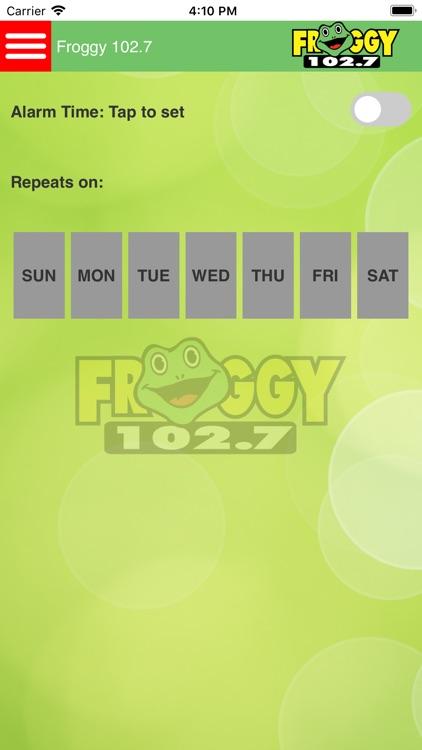 Froggy 102.7