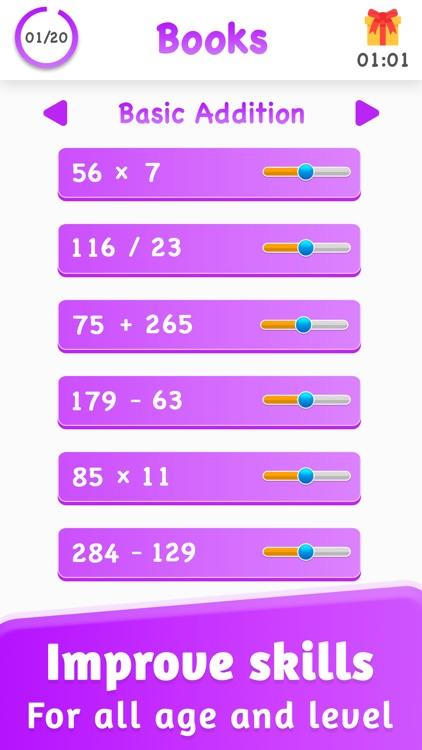 Educational games for kids 2-9 screenshot-3