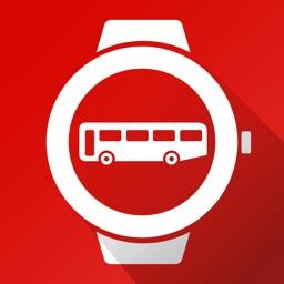 London Live Bus Countdown