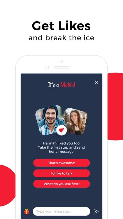 uDates: meet new people & chat screenshot-3
