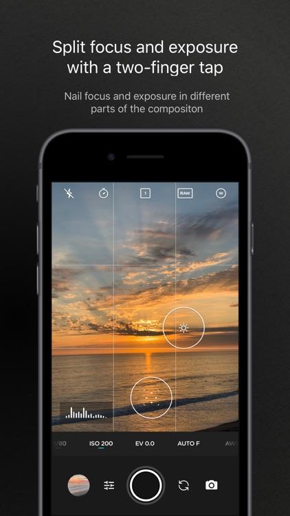 Moment - Pro Camera screenshot-6