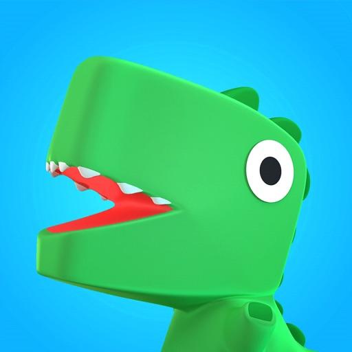 Tiny Dino! - Asteroid Run!